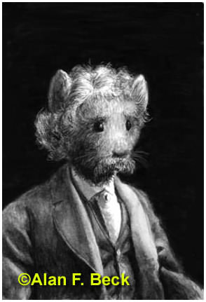 Mouse Twain by Alan F. Beck