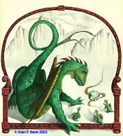 Graphic of Dragon